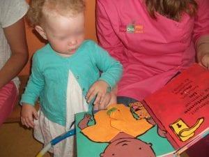 atelier lecture pour les tous petits