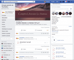 groupe parent facebook touchatou